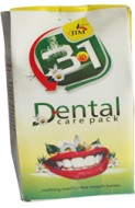 Aloe-Vera Dental Powder