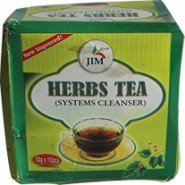 Jim Herbs Tea